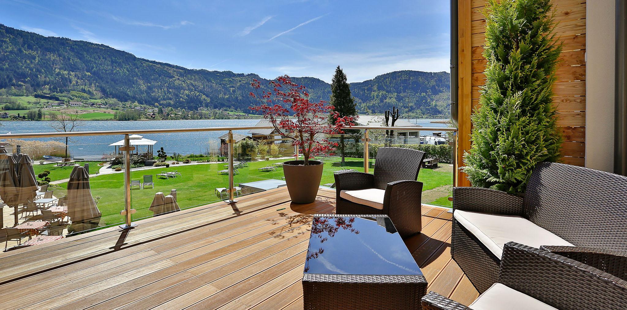 Hotel Lavendel Ossiacher See