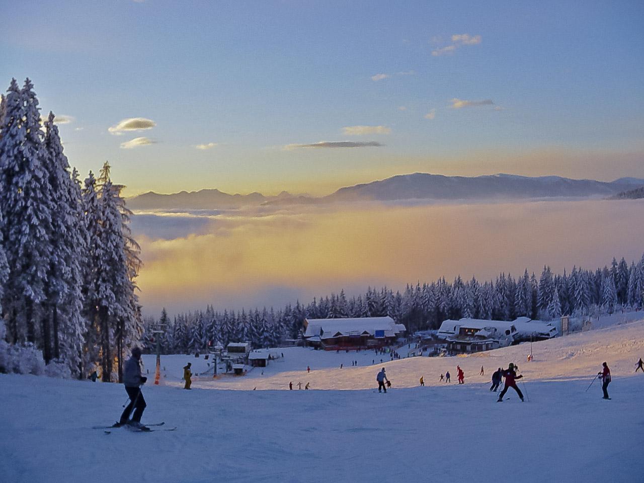 Wintersportparadies Gerlitzen