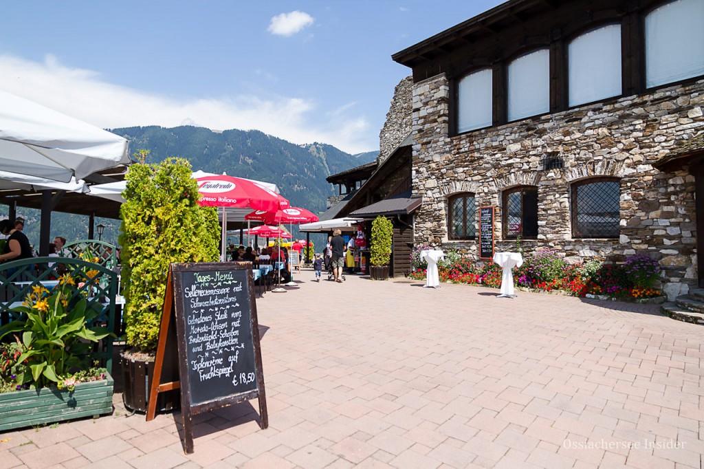 Cafe-Restaurant Burg Landskron