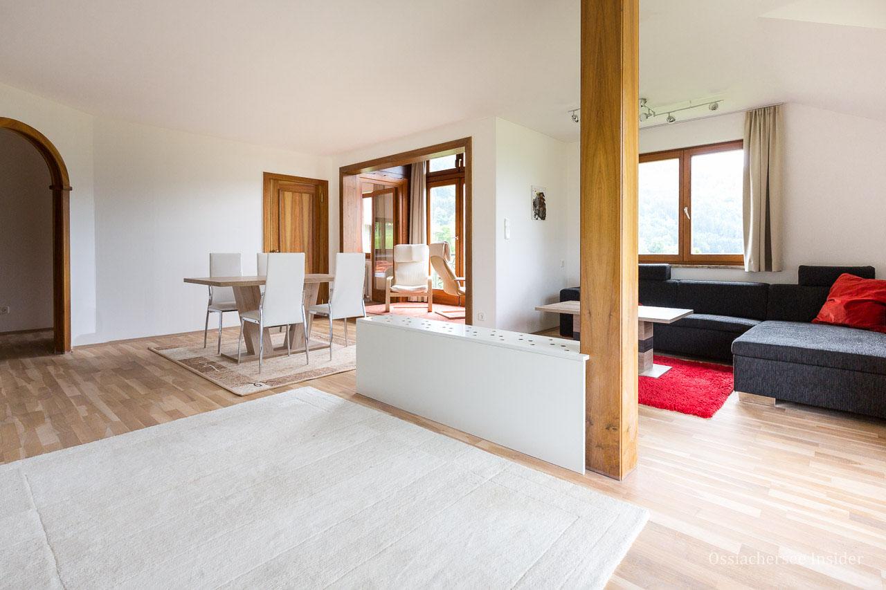 Appartement 60 m² (1 Schlafzimmer)