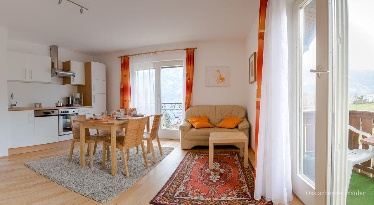 Appartment 67 m² (2 Schlafzimmer)