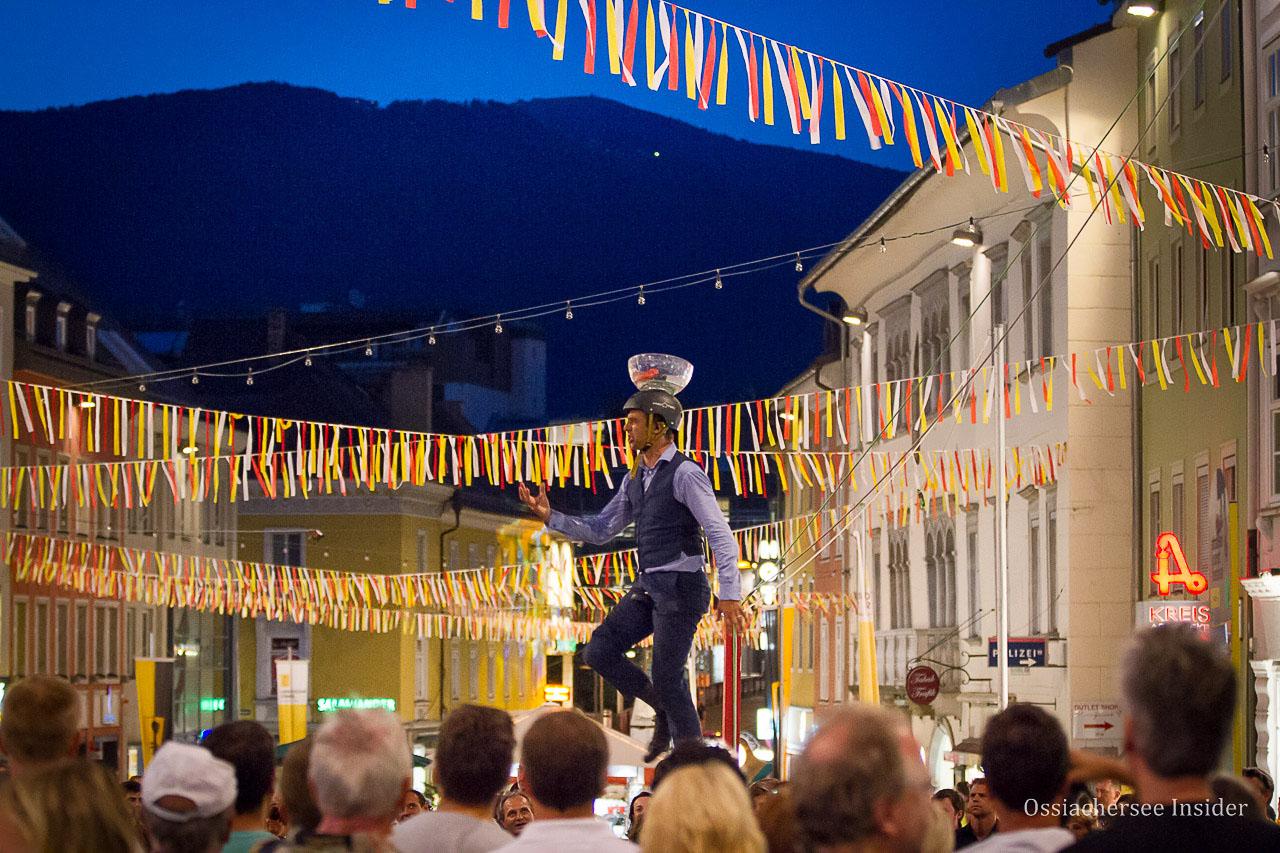 Straßenkunstfestival Villach