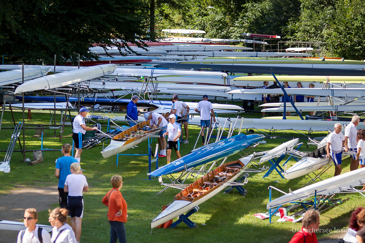Internationale Ruder Regatta Ossiacher See