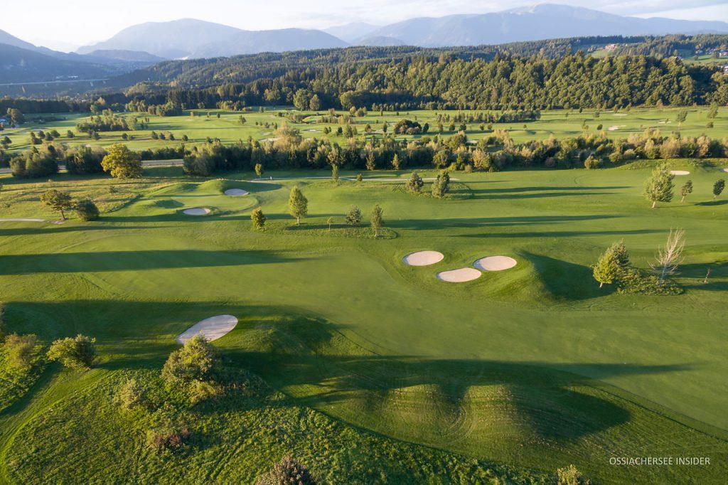 Alpe Adria Golfclub Schloss Finkenstein