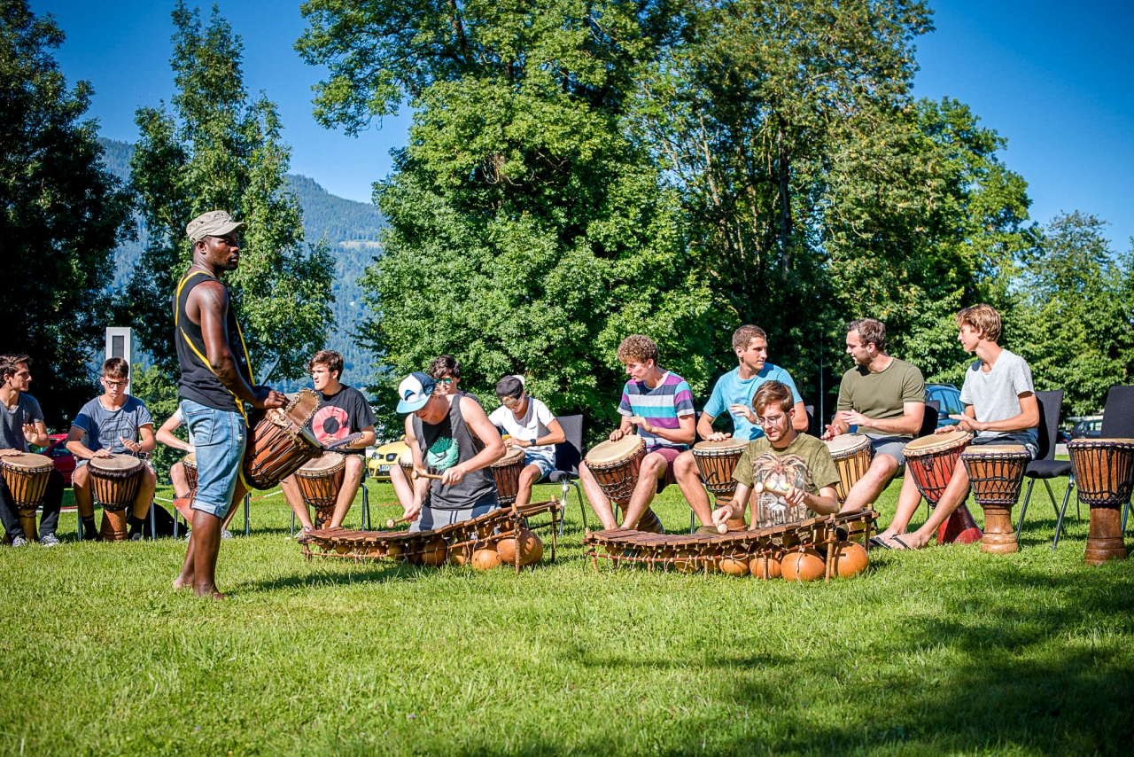 Fotos © Austrian Percussion Camp